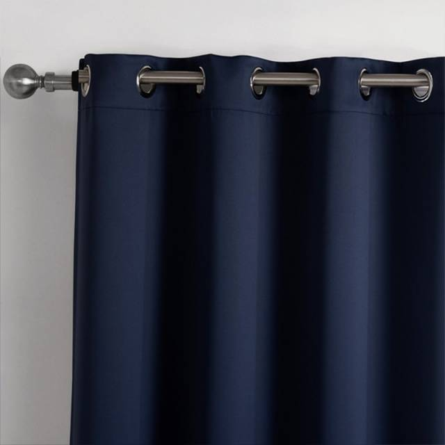 Modern Blackout Curtains For Living Room