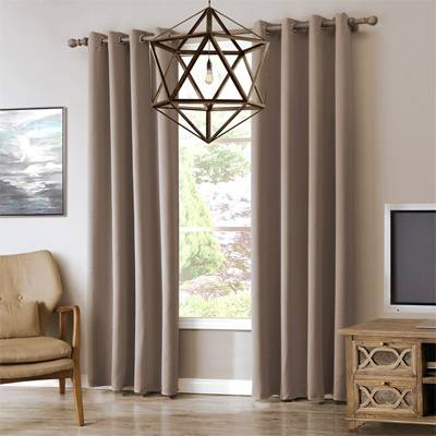 Modern blackout curtains