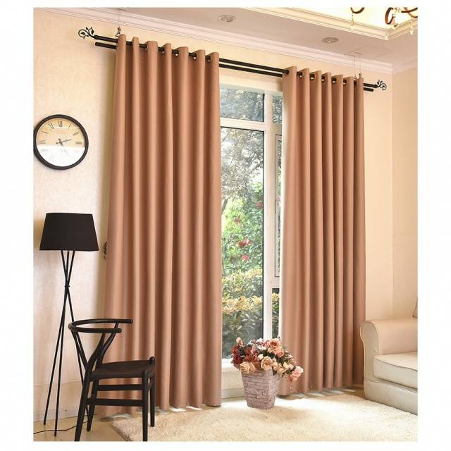 blackout curtains for window treatment