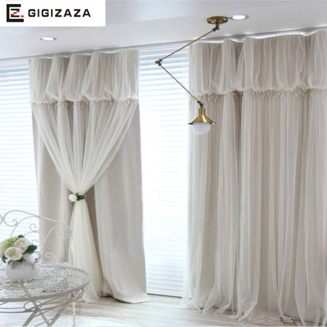 Torino Tassels Lanterns Head Thermal Curtain