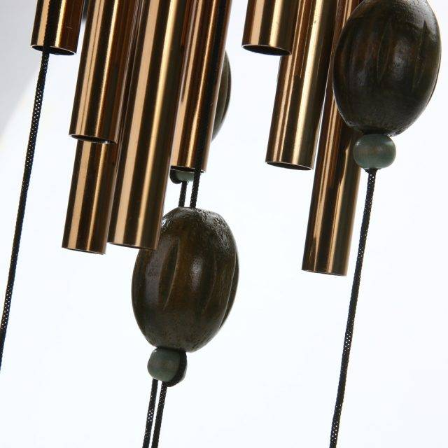 Antirust Copper Wind Chimes With Anchors